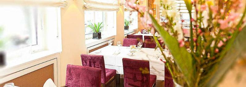 Beispiel: Restaurant, Foto: Dobler's Restaurant.