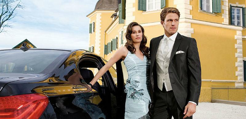 Beispiel: Der perfekt gekleidete Bräutigam, Foto: K. For Men.