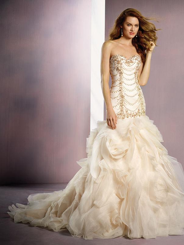 2016 Spring Disney Fairy Tale Weddings Bridal
