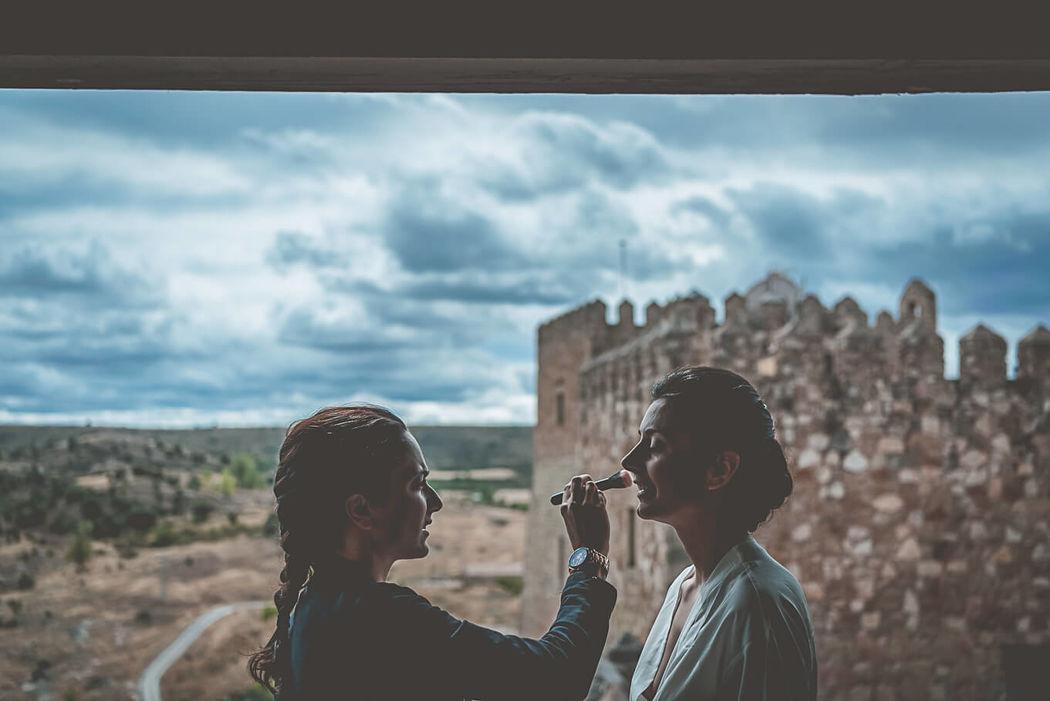 Boda David y Carmen en Sigüenza