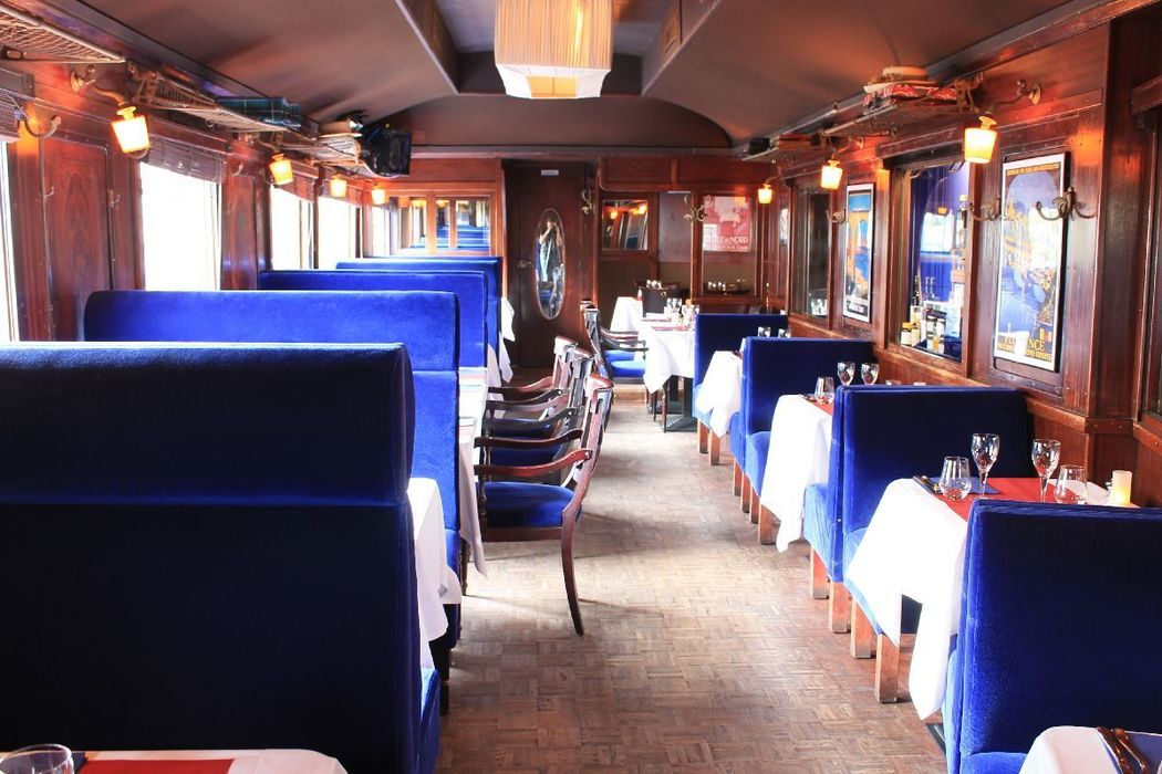 Le Wagon Bleu