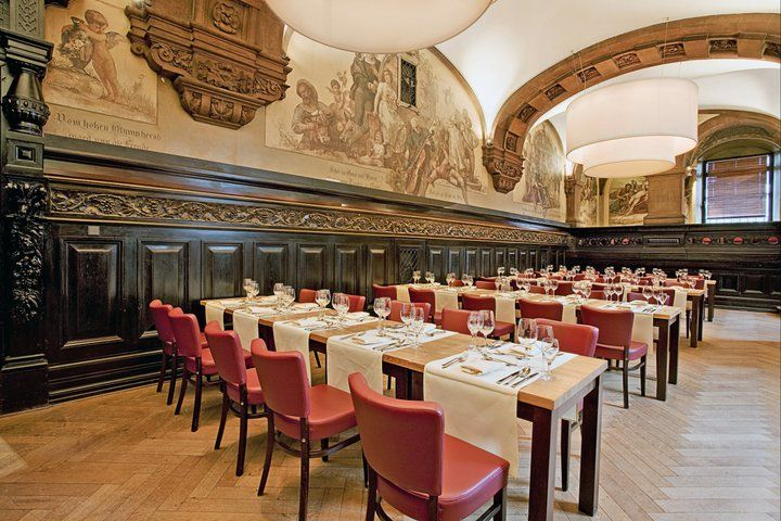 Beispiel: Platz und Ambiente für Ihre Hochzeitsfeier, Foto: Parlament.