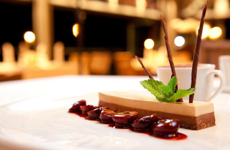 Kulinarische Gaumenfreuden, Foto: Hotel auf der Wartburg