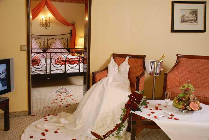 Beispiel: Ihre Hochzeitslocation, Foto: Maritim Park Mannheim.