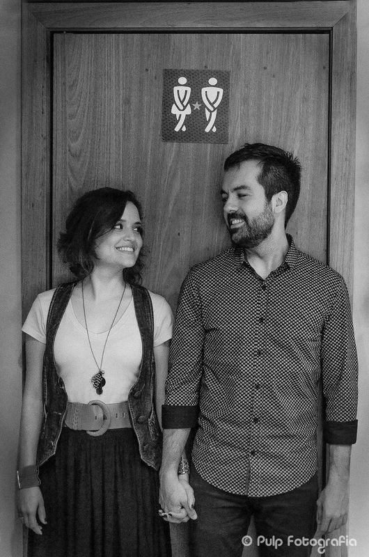 Pulp fotografia  Luana e Maurício
