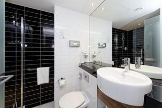 Beispiel: Badezimmer, Foto: Holiday Inn Hotels.
