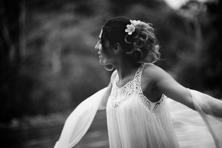 Beispiel: Portrait der Braut, Foto: Schmidt Photography.