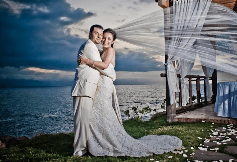 Fotografía de boda H Creative Studio en Puerto Vallarta