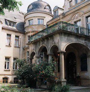 Beispiel: Haupteingang, Foto: Schloss Beesenstedt.