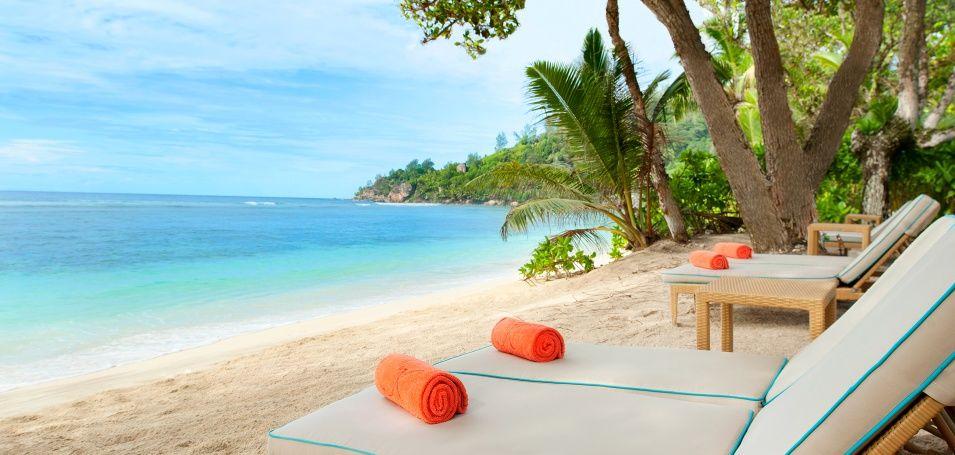 Flittern auf einer Trauminsel, Seychellen - Kempinski Hotel