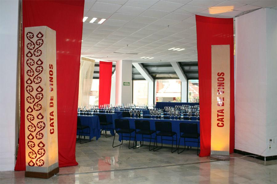 Cancún Center Conventions and Exhibitions, salones de fiestas para que celebres tu boda