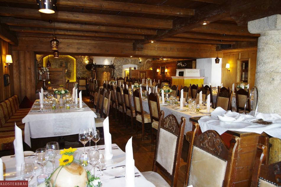 Beispiel: Ihre Hochzeitsfeier, Foto: Hotel & Spa Klosterbräu.