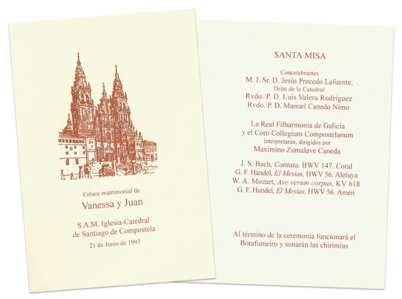 Programa de misa