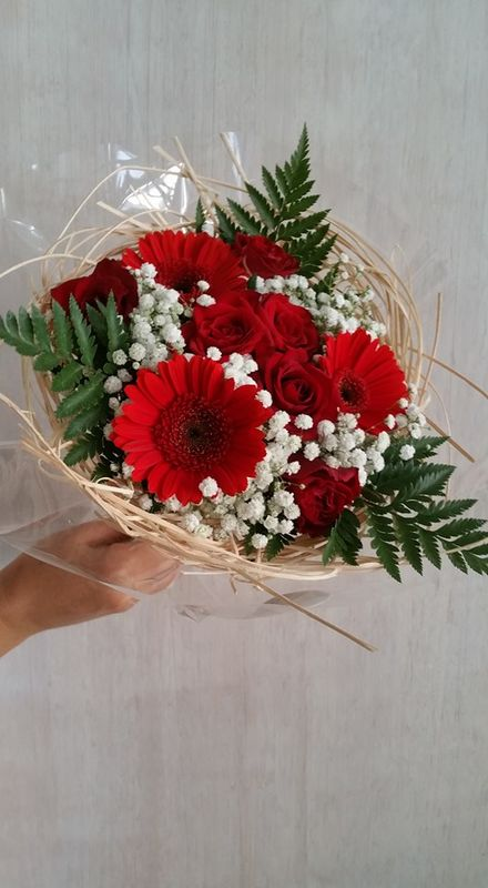 Flores com Nome