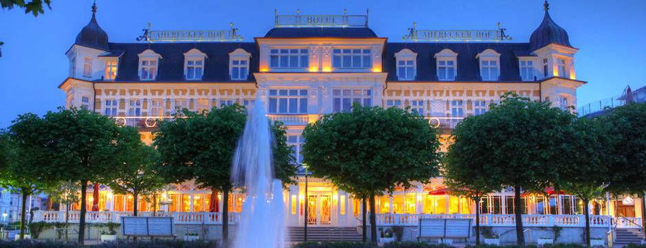 Beispiel: Außenansicht, Foto: Seetel Hotels.