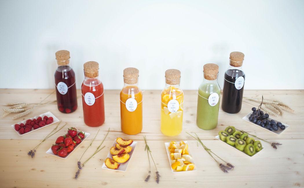 Des boissons aux fruits frais - Dans votre petite cuisine