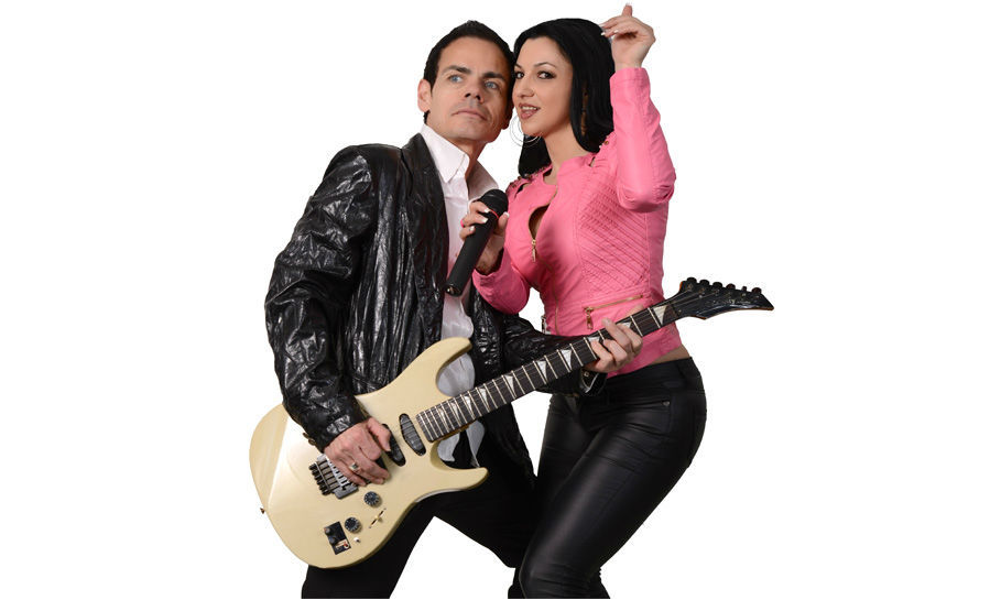 Beispiel: Duo Foto: LUCA - The Finest Top Music.