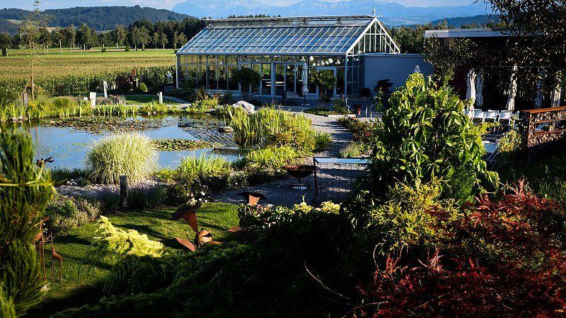Beispiel: Aussenansicht / Garten, Foto: Mangerie.