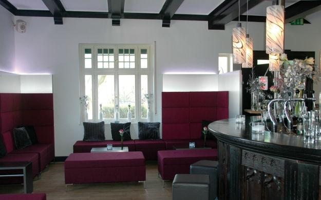 Beispiel: Lounge, Foto: Restaurant Quack.