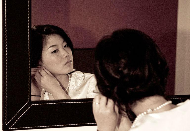 Beispiel: Fotos von den Vorbereitungen, Foto: Wodis Photography.