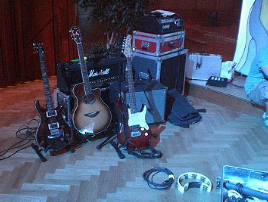 Beispiel: Bühne, Foto: 4 Tex.