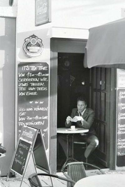 Beispiel: Entertainer mit Stil, Foto: Dirk Münster.