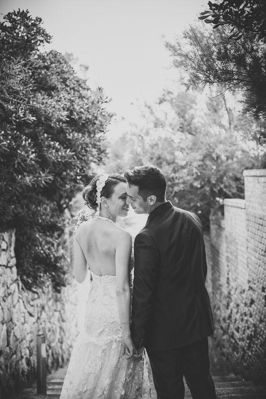 Wedding portraits by Lucà IWP