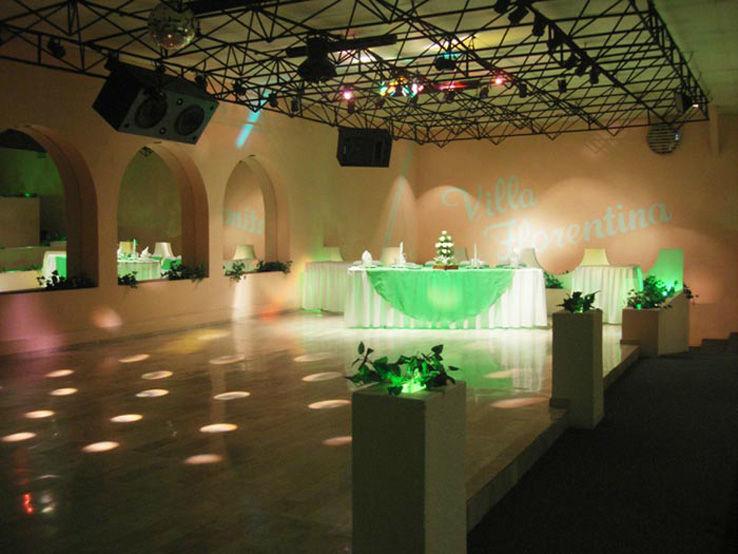 Salón San Lorenzo Villa Florentina en la Ciudad de México
