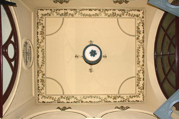 Beispiel: Decke, Foto: AKZENT Hotel Am Goldenden Strauss.