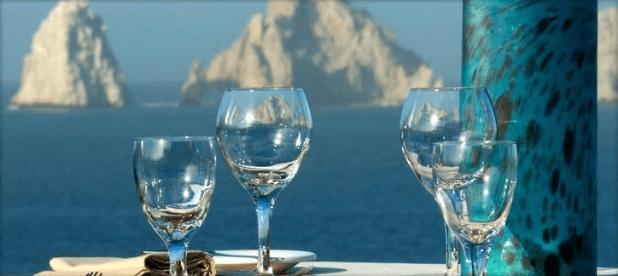 Restaurantes exclusivos para bodas en Los Cabos - Foto Sunset da Mona Lisa