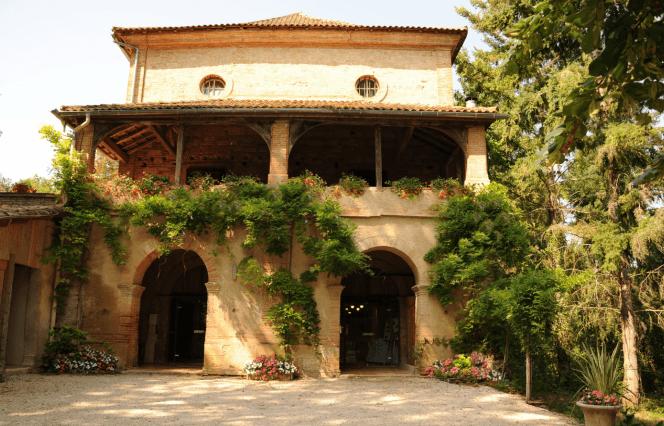 Château Calaoué - La Salle de l'An IX