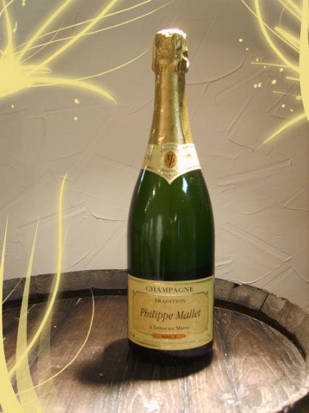 Champagne Mallet