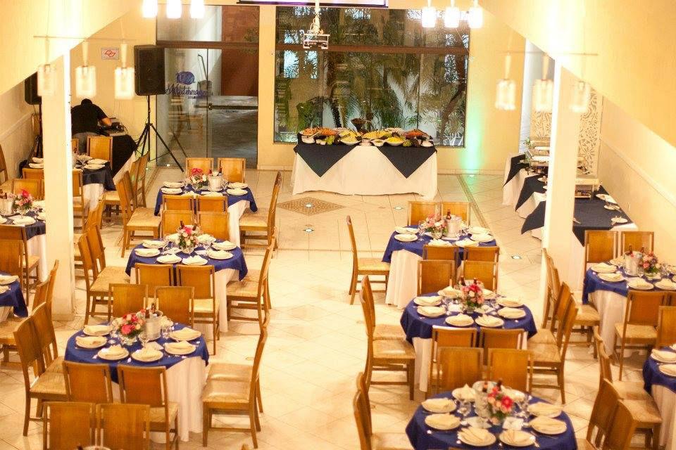 Salão de Festas Mediterran