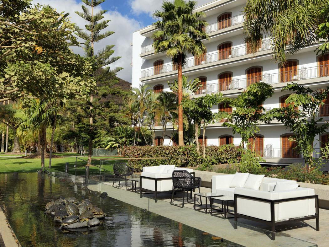 Exteriores hotel