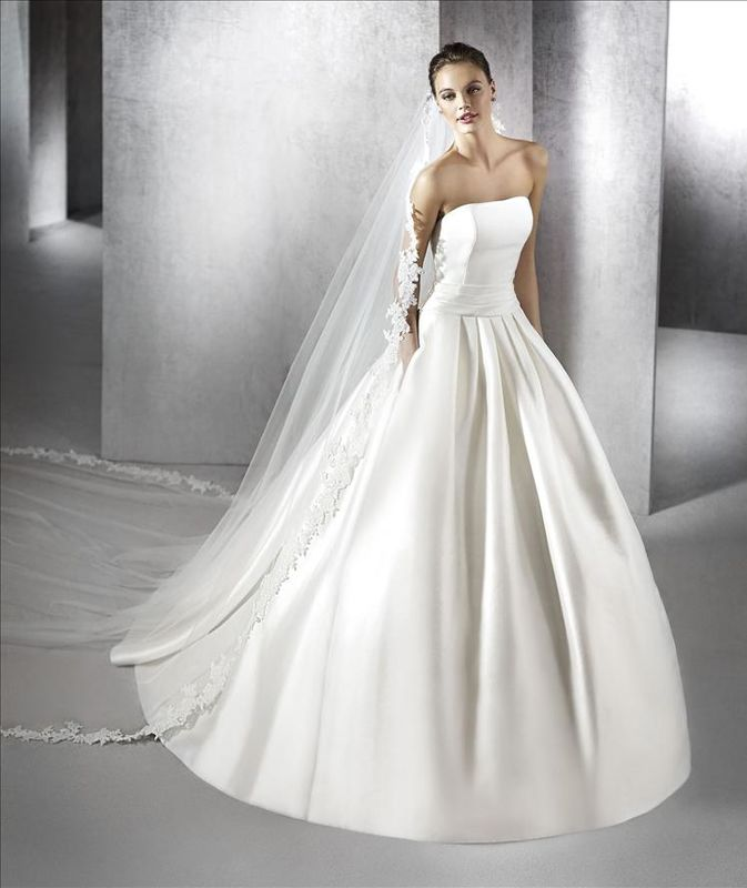 Robe de mariée San Patrick par votre boutique Confidence Mariage