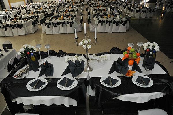 Beispiel: Gesamtansicht - Saal 1, Foto: Elite Event Center.