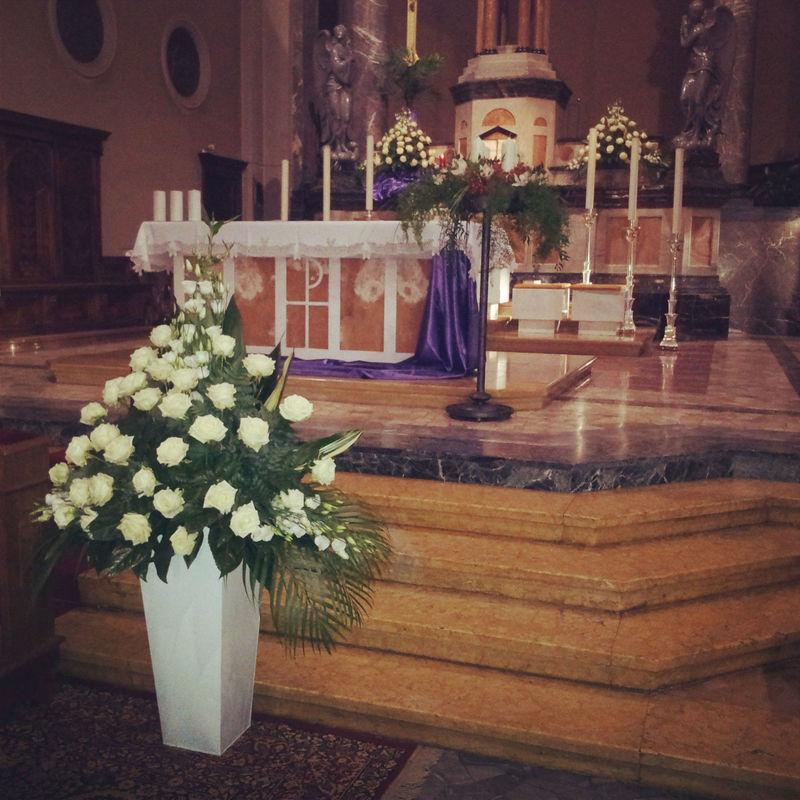 L'Angolo Fiorito, Curno (Bg) #Fiorista #matrimonio #Bergamo