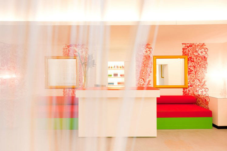 Beispiel: Impressionen vom Studio, Foto: Wax in the City München Schwabing.