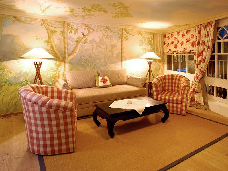 Beispiel: Ihre Hochzeitssuite, Foto: Wedding Hotel Heitzmann.