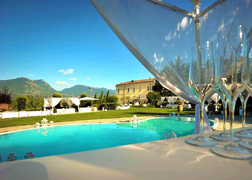 Castello Ducale Castel Campagnano location matrimoni caserta