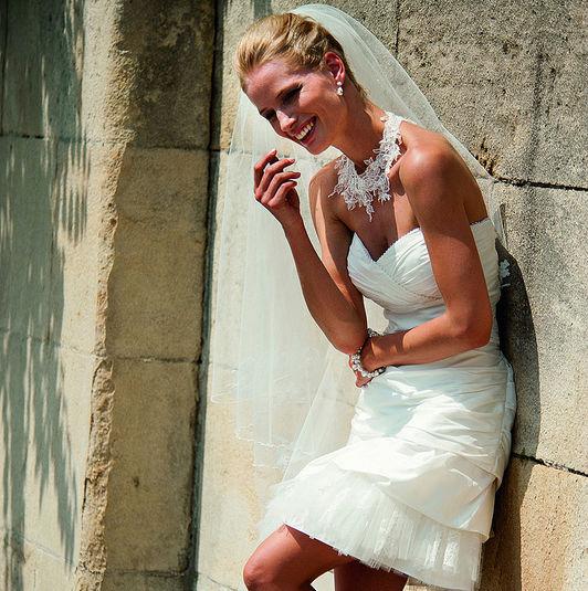Assepoester trouwjurken