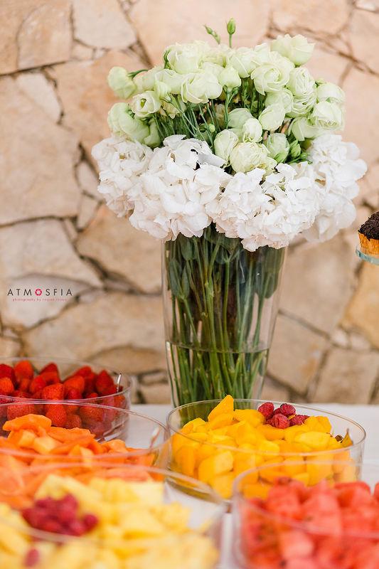 Mesa frutas