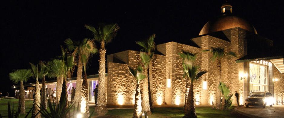 Salón para eventos - Foto La Española Centro de Convenciones