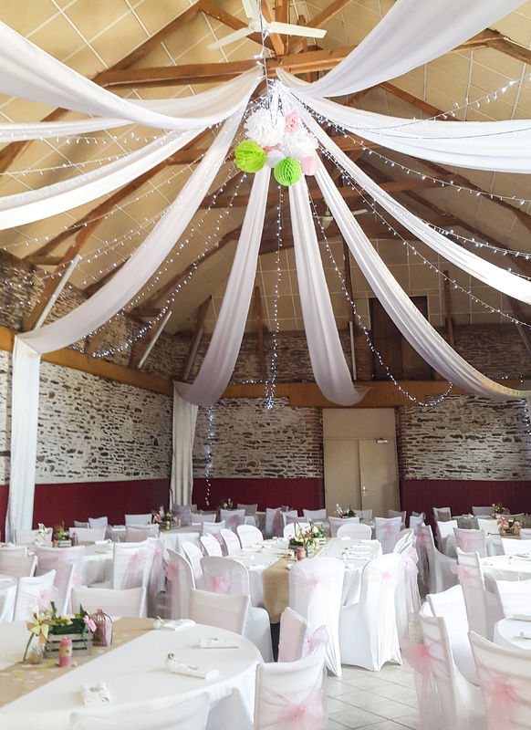 Decoratrice Mariage A Laille