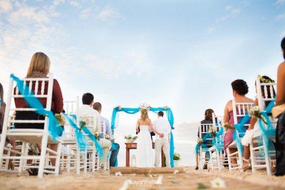 Casamento Caroline e Patrick  Foto: Kayan Freitas