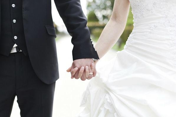 Beispiel: Kreative Hochzeitsfotografie, Foto: The Wedding Day Photography.