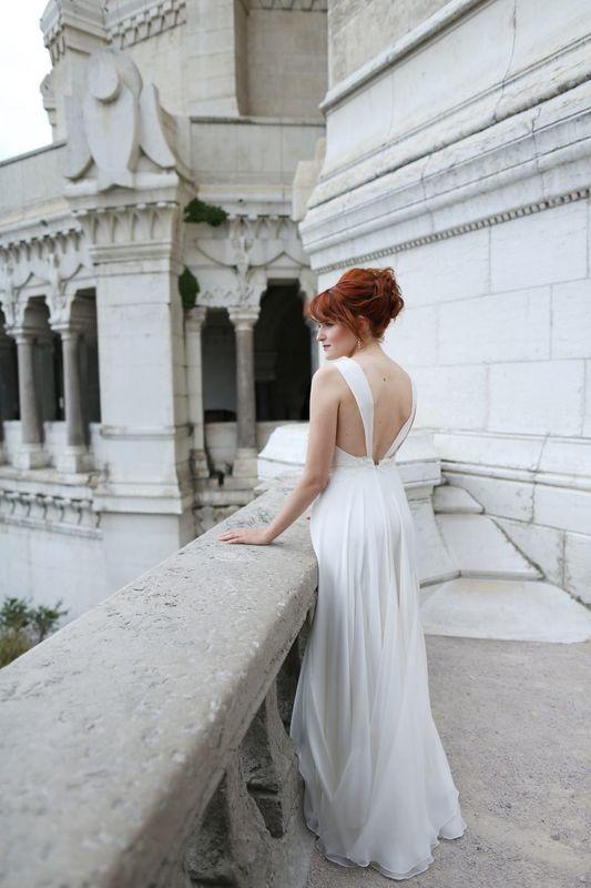 Kaa Couture modèle robe de mariée GAELLE