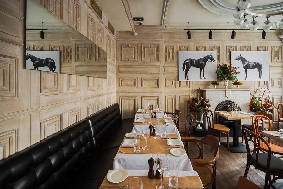 Ресторан Saxon+Parole
