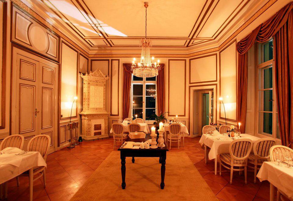 Beispiel: Restaurant Lenné, Foto: Schloss-Hotel Kittendorf.