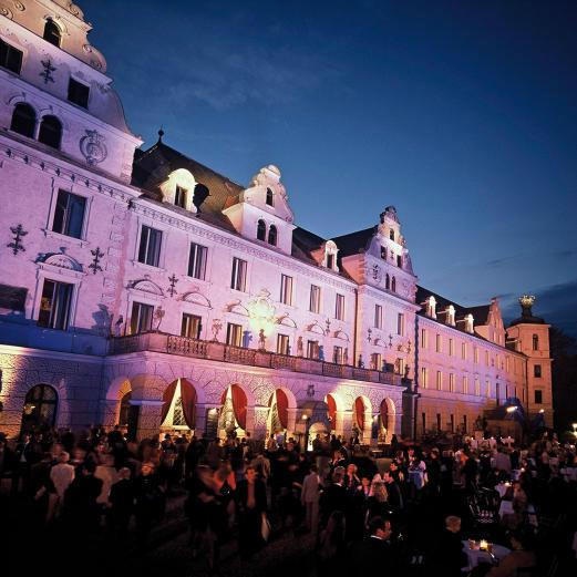 Beispiel: Die Anlage, Foto: Thurn und Taxis Schloss St. Emmeram.